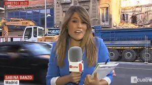 sabina banzo periodista