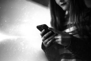 adictas al móvil