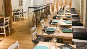 restaurante vegetariano alive