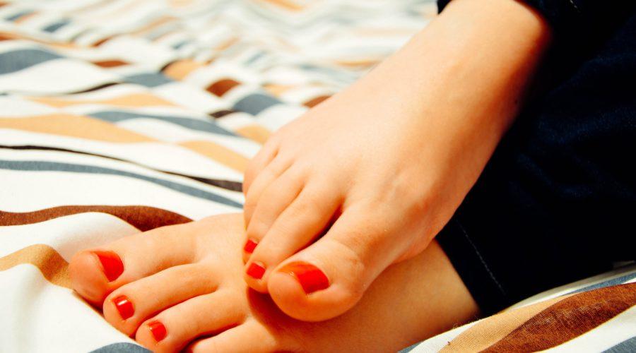 Evitar los hongos en los pies
