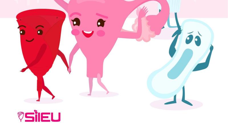 Cómo funciona la copa menstrual