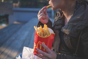 ansiedad y comida