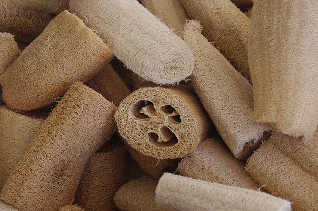 esponjas naturales